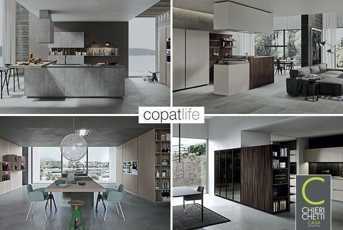 CVari modelli di CopatLife Cucine