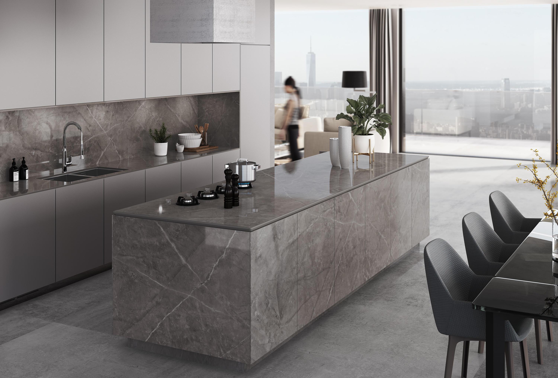 Dekton®: superfici ultracompatte per top cucina di design ...