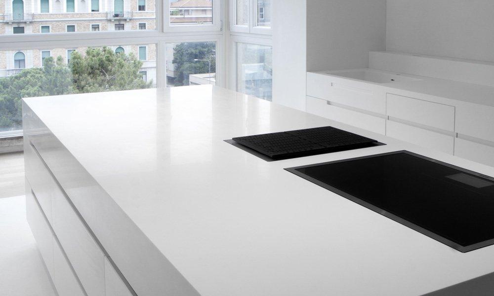 Piano Lavoro Cucina Corian.Top Cucina Quale Materiale Scegliere Chierichetti Casa